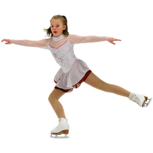 Figure Skating PNG Transparent Picture PNG icon