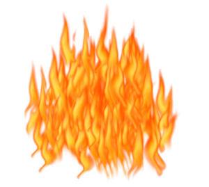 Fire Flame PNG Clip art