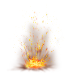Fire Smoke Transparent Background PNG Clip art