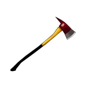 Firefighter Axe PNG File PNG Clip art