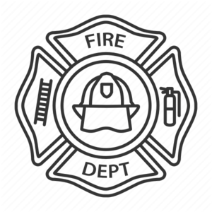 Firefighter Badge PNG Image PNG images