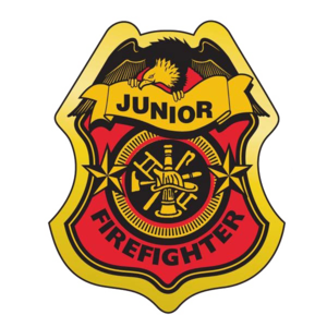 Firefighter Badge Transparent Background PNG Clip art