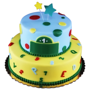First Birthday Cake PNG Image PNG Clip art