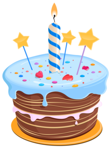 First Birthday Cake PNG Photos PNG Clip art