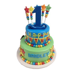 First Birthday Cake Transparent PNG PNG Clip art