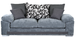 Five Seater Sofa Transparent Background PNG Clip art
