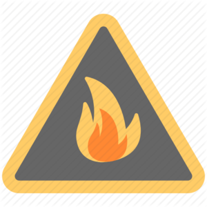 Flammable Sign PNG Photos PNG Clip art