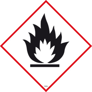 Flammable Sign Transparent PNG PNG clipart