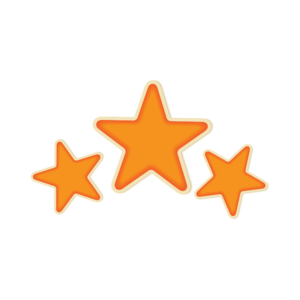 Floating Stars PNG Clipart PNG Clip art