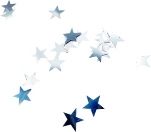 Floating Stars PNG Photo PNG Clip art