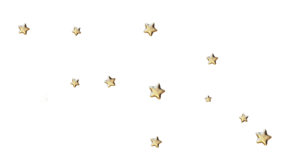Floating Stars PNG Pic PNG Clip art