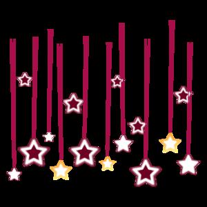 Floating Stars PNG Transparent Image PNG Clip art