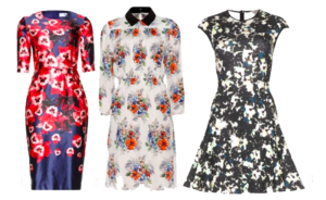 Floral Dress PNG Clipart PNG Clip art