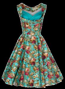 Floral Dress PNG Pic PNG Clip art