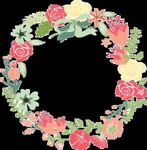 Floral Frame PNG HD PNG Clip art
