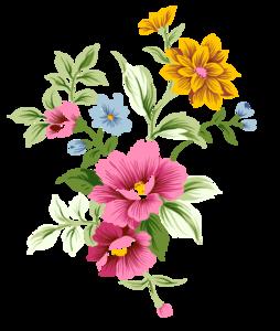 Floral PNG Pic PNG Clip art