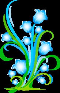 Floral Transparent Background PNG clipart