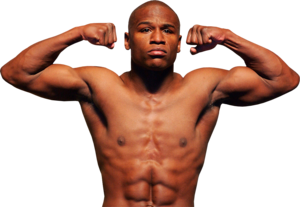 Floyd Mayweather Jr PNG File PNG Clip art