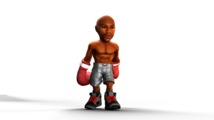 Floyd Mayweather Jr PNG Image PNG Clip art