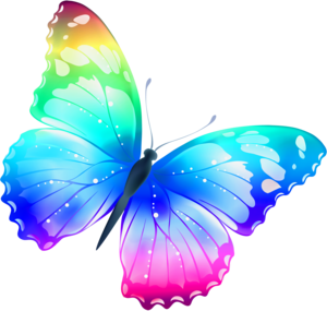 Flying Butterflies PNG File PNG Clip art