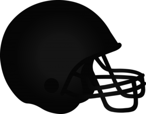 Football Helmet Transparent Background PNG Clip art