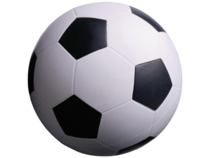 Football Soccer Ball PNG PNG Clip art