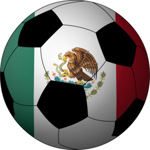 Football Soccer Mexico PNG PNG Clip art