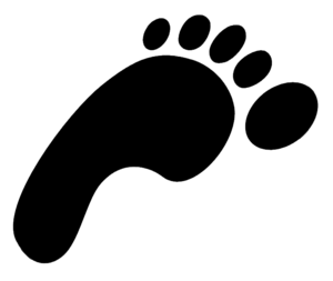Footprints Transparent PNG PNG Clip art