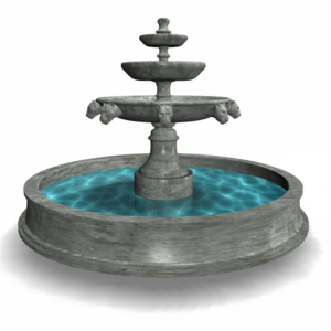 Fountain PNG Photos PNG Clip art