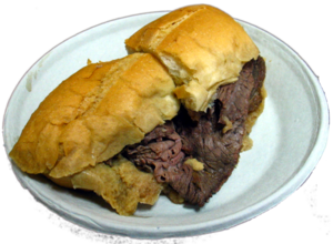 French Dip PNG File PNG Clip art