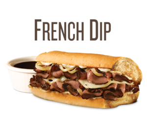 French Dip PNG Image PNG Clip art