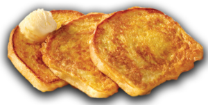 French Toast PNG HD PNG Clip art