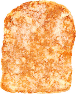 French Toast Transparent Background PNG Clip art