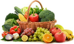Fresh Healthy Food PNG Pic PNG Clip art