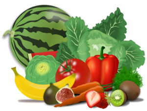 Fresh Healthy Food PNG Transparent Image PNG Clip art