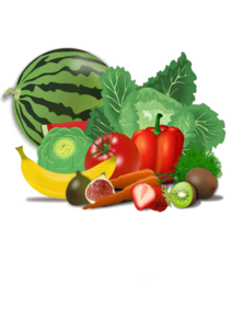Fresh Healthy Food Transparent PNG PNG Clip art