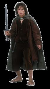 Frodo PNG Clipart PNG Clip art
