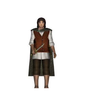Frodo PNG File PNG Clip art