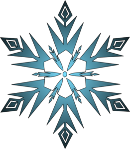 Frozen Snowflake PNG Clipart PNG clipart
