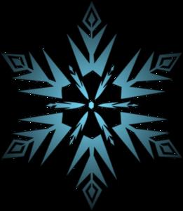 Frozen Snowflake PNG Clipart PNG Clip art