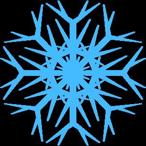 Frozen Snowflake PNG File PNG Clip art