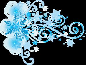 Frozen Snowflake Transparent Background PNG Clip art