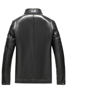 Fur Lined Leather Jacket PNG Transparent Image PNG Clip art