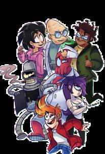Futurama PNG Image Free Download PNG Clip art