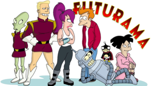 Futurama PNG Transparent File PNG Clip art