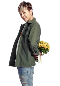 G-Dragon PNG Transparent Background PNG clipart