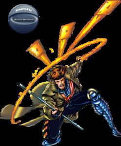 Gambit PNG File PNG Clip art