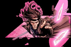 Gambit PNG Image PNG Clip art