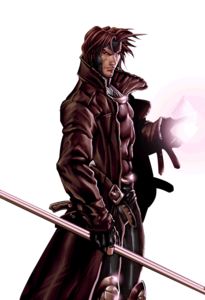 Gambit PNG Photo PNG Clip art