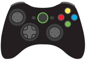 Game Controller Background PNG PNG Clip art